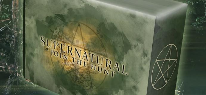 Supernatural Box Summer 2020 Shipping Update!