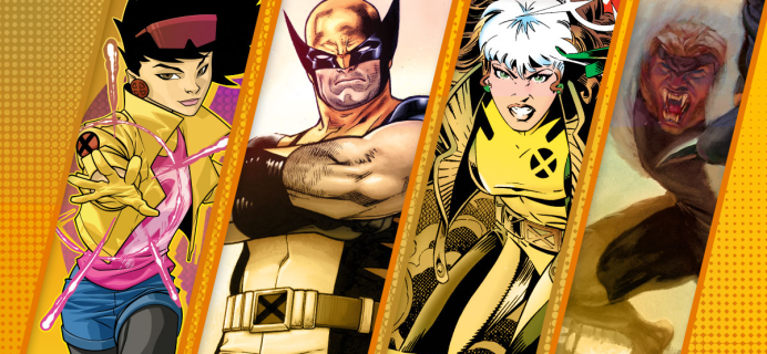Loot Crate Marvel Gear + Goods September 2020 Spoiler #2 + Coupon!