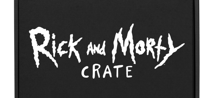 Loot Crate's Rick and Morty Crate October 2020 Spoiler #3!