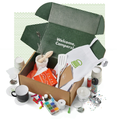 Shack Camp Box Available Now!
