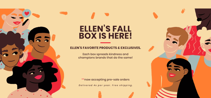 BE KIND by Ellen Box Fall 2020 Full Spoilers!