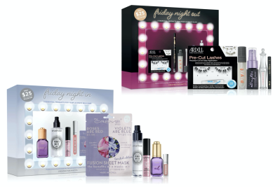 Two New Macy's Beauty Kits Available Now: Friday Night In & Friday Night Out!