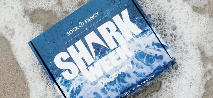 Sock Fancy Shark Week 2020 Box Available Now + Full Spoilers!