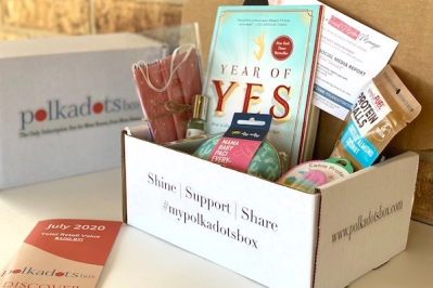 Polkadots Box – Review? Women's Lifestyle Subscription!