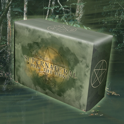 Supernatural Box Summer 2020 Spoiler #1!