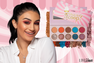LiveGlam Eyeshadow Club August 2020 Spoilers + Coupon!