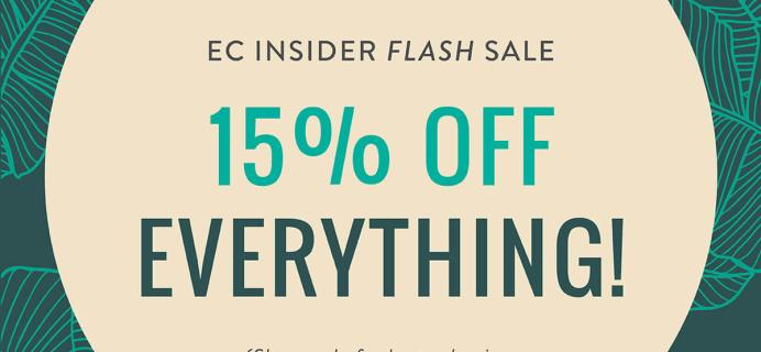 Erin Condren Flash Sale: Save 15% On Everything!