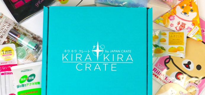 Kira Kira Crate Subscription Closing!