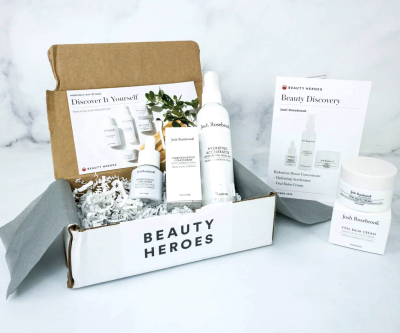Beauty Heroes Subscription Update!