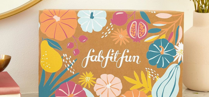 FabFitFun Fall 2020 Spoilers: All Choices From Customization #3!