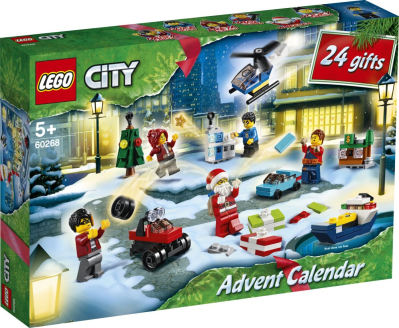Lego City Town 2020 Advent Calendar Available Now!