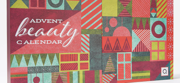 QVC 2020 Christmas in July Beauty Advent Calendar Available Now!