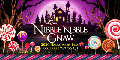 Fortune Cookie Soap 2020 Halloween Box Available Now!