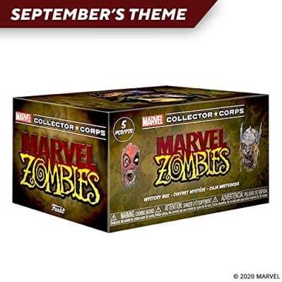 Marvel Collector Corps September 2020 Full Spoilers!