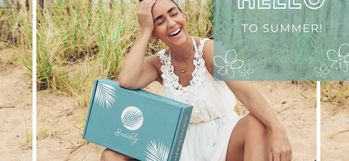 Beachly Summer 2020 Editor's Box Available Now + FULL SPOILERS + Coupon!