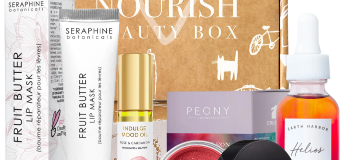 Nourish Beauty Box August 2020 Full Spoilers + Coupon!