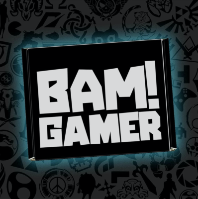 The BAM! Gamer Box November 2020 Franchise Spoilers!