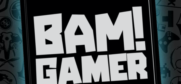The BAM! Gamer Box May 2021 Franchise Spoilers!