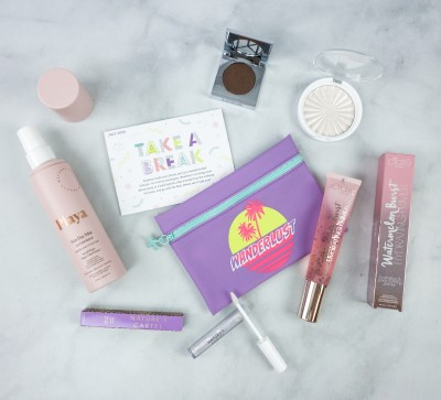 Ipsy Glambag Plus July 2020 Review