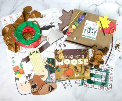 Ivy Kids Subscription Box Review + Coupon – Looking For A Moose