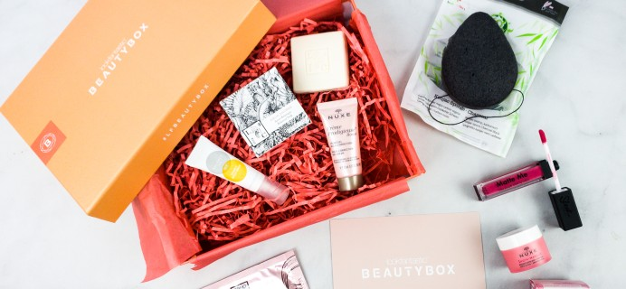 Look Fantastic Beauty Box July 2020 Subscription Box Review