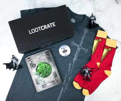 Loot Crate June 2020 Review + Coupons