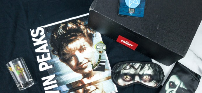 Loot Fright May 2020 Subscription Box Review + Coupon