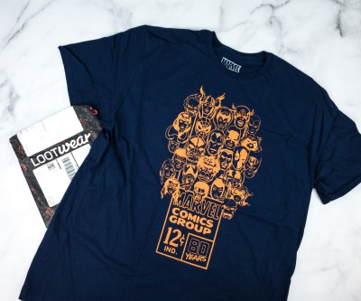 Loot Tees November 2019 Review & Coupon