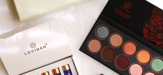 Boxwalla Limited Edition Makeup+Skincare Box Available Now + Full Spoilers!