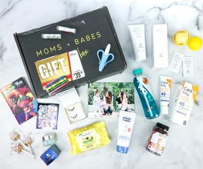 Moms + Babes Summer 2020 Subscription Box Review + Coupon