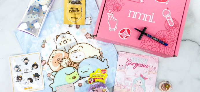 nmnl May 2020 Subscription Box Review + Coupon