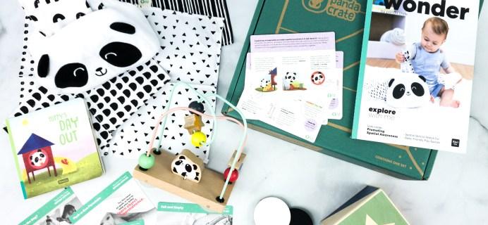KiwiCo Panda Crate Review & Coupon! – EXPLORE WITH ME