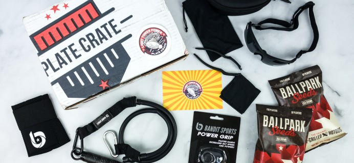 Plate Crate July 2020 Subscription Box Review + Coupon