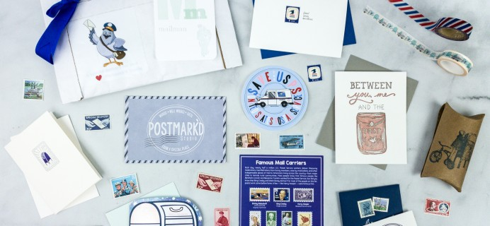 PostBox July 2020 Subscription Box Review + Coupon