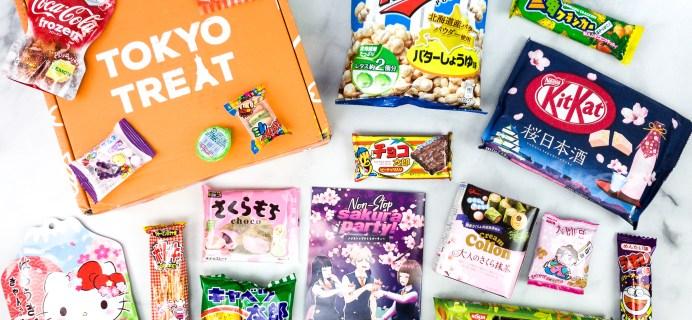 Tokyo Treat May 2020 Subscription Box Review + Coupon