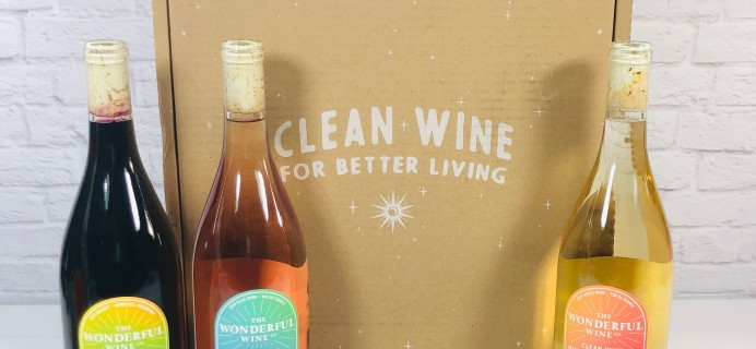 The Wonderful Wine Co. Review – The Starter Pack!