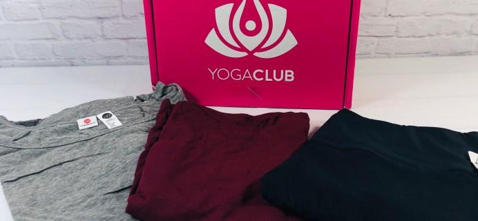 YogaClub Plus Size Subscription Box Review + Coupon – July 2020