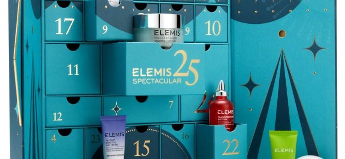 ELEMIS Advent Calendar 2020 Coming Soon + Full Spoilers!