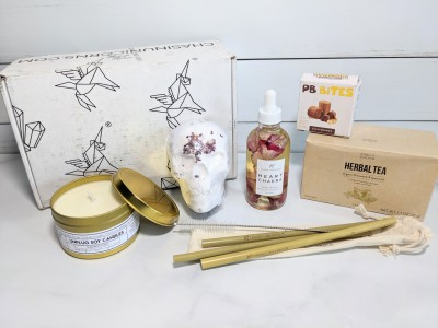 Chasin' Unicorns Subscription Box Review – July 2020