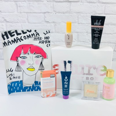 Allure Beauty Box August 2020 Review & Coupon