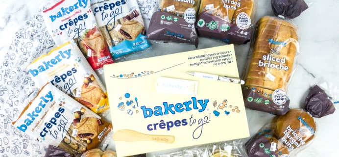 Bakerly French Baked Goods Subscription Box Review + Coupon