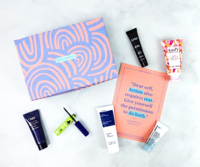 August 2020 Birchbox Subscription Box Review + Coupon – Curated Box