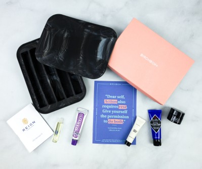 Birchbox Grooming August 2020 Subscription Box Review & Coupon