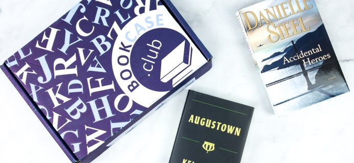 BookCase Club August 2020 Subscription Box Review + Coupon – Surprise-Me Fiction
