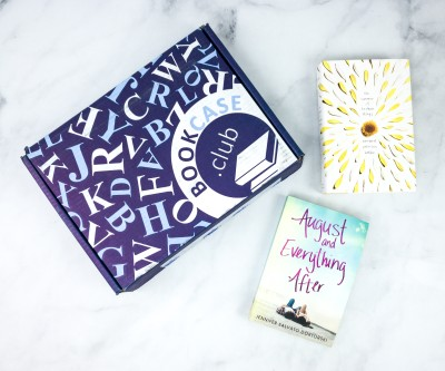 BookCase.Club August 2020 Subscription Box Review & Coupon – TEENAGE DREAMS