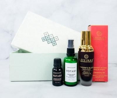 Boxwalla Beauty Box August 2020 Subscription Box Review
