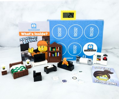 Brick Loot August 2020 Subscription Box Review & Coupon