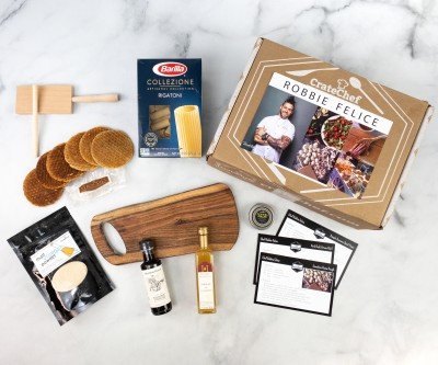 Crate Chef August 2020 Subscription Box Review + Coupon – Robbie Felice