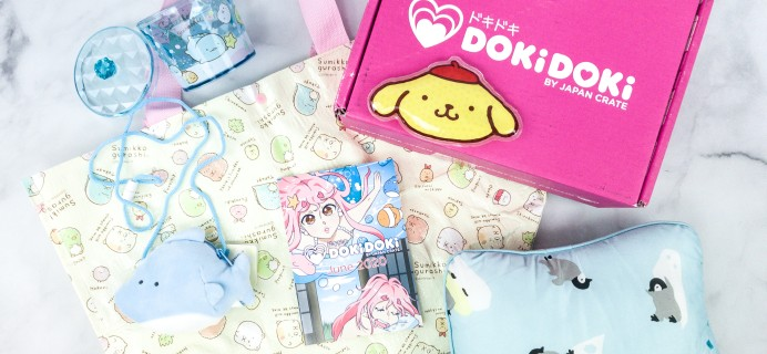 Doki Doki June 2020 Subscription Box Review & Coupon