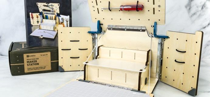 Eureka Crate Review + Coupon – MAKER STATION